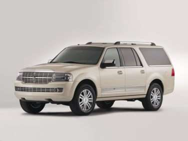 2008 Lincoln Navigator L 