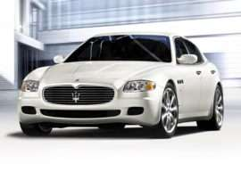 2008 Maserati Quattroporte Base Automatic 4dr Sedan