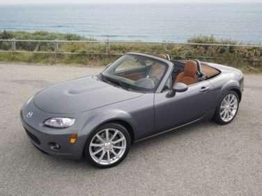 2008 Mazda MX-5