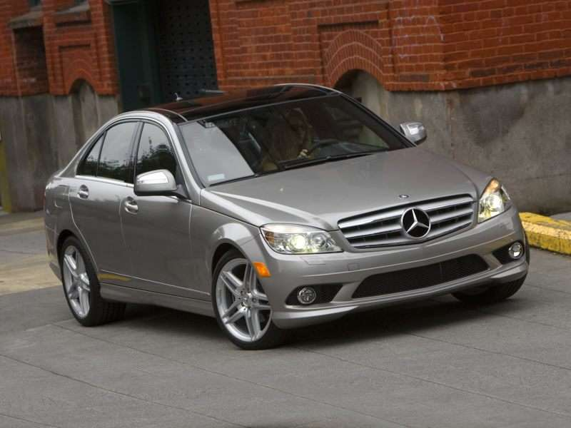 Research the 2008 Mercedes-Benz C-Class