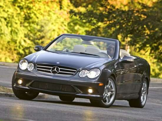 Best used mercedes benz convertible slk class sl class for Used mercedes benz clk convertibles for sale