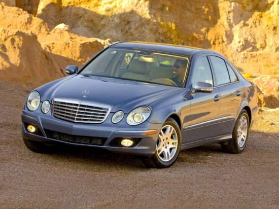 Best Used Mercedes-Benz Sedan - C-Class, E-Class, S-Class