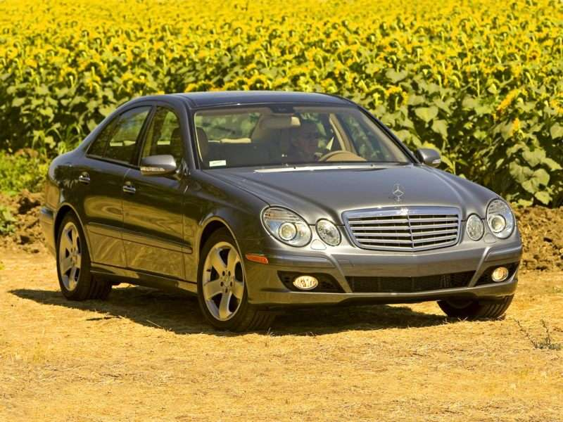 2008 mercedes benz e class pictures including interior and for Mercedes benz e learning