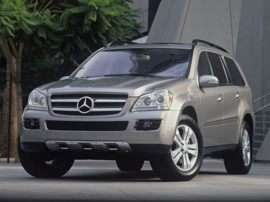 2008 Mercedes-Benz GL-Class Base GL320CDI 4dr All-wheel Drive 4MATIC