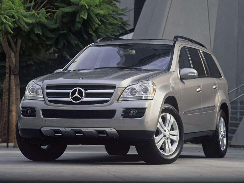 2008 Mercedes-Benz GL-Class