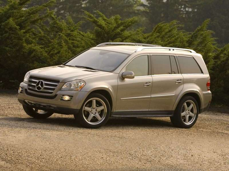 2008 mercedes benz gl class pictures including interior for Mercedes benz gl 2008
