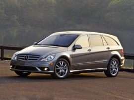 Best Used Mercedes-Benz Minivan - R-Class