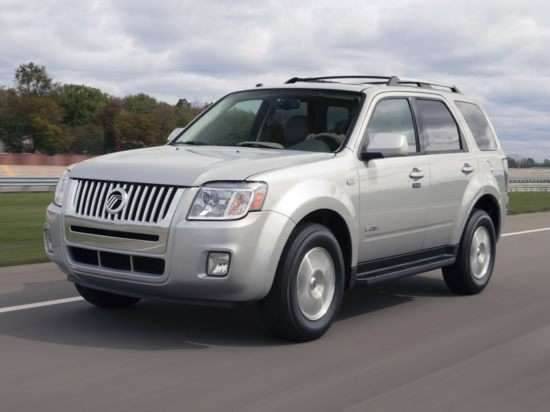 Best Used Mercury Compact SUV - Mariner