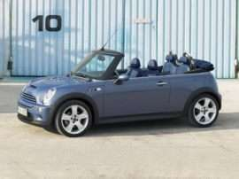 2008 MINI Cooper S Base 2dr Convertible