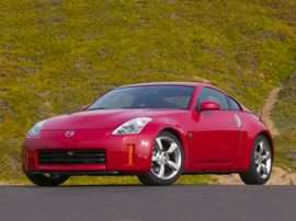 Best Used Nissan Coupe - 350Z