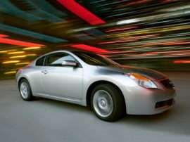 2008 Nissan Altima 2.5 S 2dr Coupe