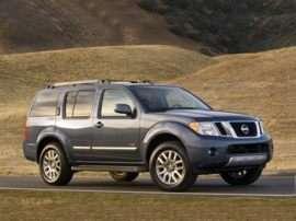 2008 Nissan Pathfinder LE 4dr 4x2