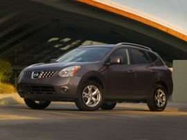2008 Nissan Rogue S 4dr Front-wheel Drive