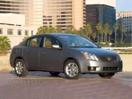 2008 Nissan Sentra 2.0 4dr Sedan