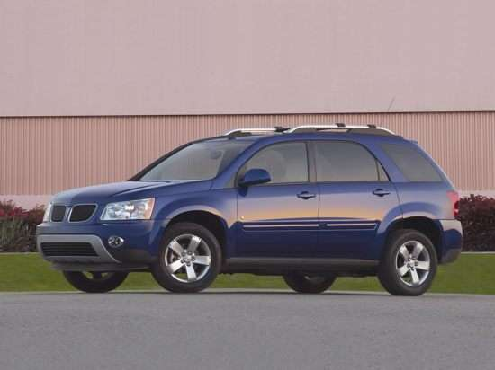 Best Used Pontiac Compact SUV - Torrent
