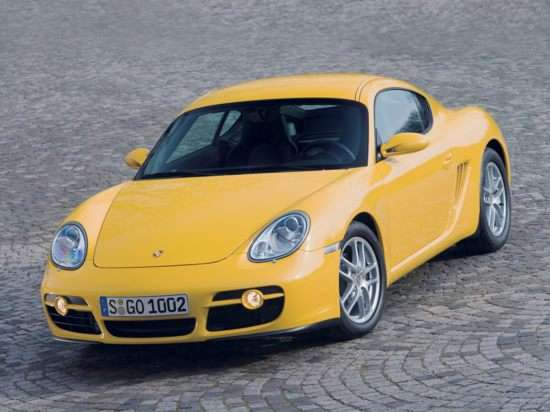 Best Used Porsche Coupe - 911, Cayman