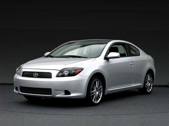 Best Used Scion Coupe - tC