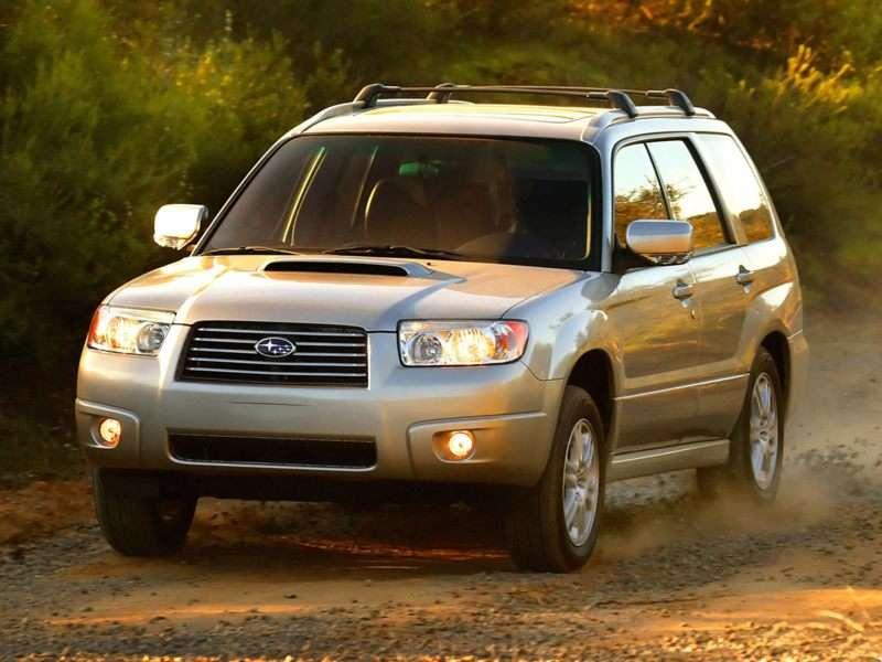 Best Used Small Crossover SUVs