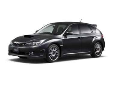 2008 Subaru Impreza WRX STi w/VDC/BBS Silver Wheels
