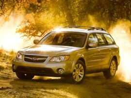 2008 Subaru Outback Base 4dr All-wheel Drive Station Wagon