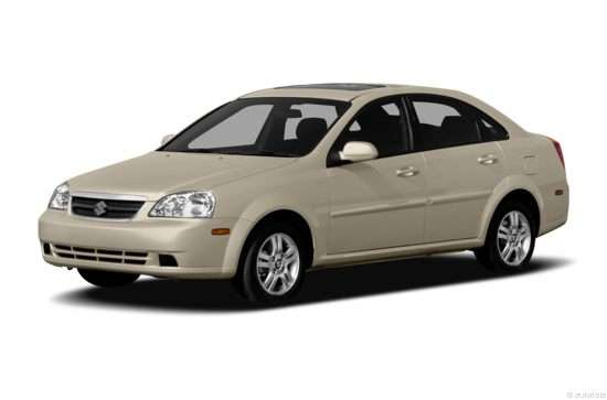 Best Used Suzuki Sedan - Aerio, Verona, Forenza