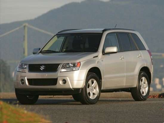 Best Used Suzuki Compact SUV - Vitara, Grand Vitara