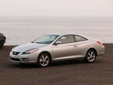 2008 Toyota Camry Solara 