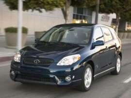 2008 Toyota Matrix Base 5dr Hatchback