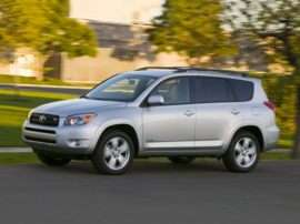 2008 Toyota RAV4 Base Front-wheel Drive
