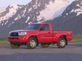 2008 Toyota Tacoma Base 4x2 Regular Cab 109.4 in. WB