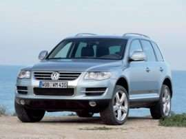 2008 Volkswagen Touareg 2 Review