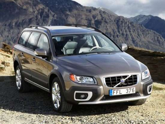 Best Used Volvo Crossover - XC70