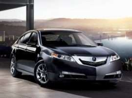 2009 Acura TL 3.5 4dr Front-wheel Drive Sedan