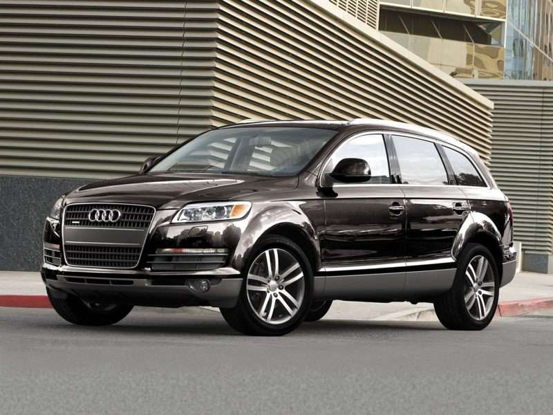 Research the 2009 Audi Q7