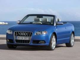 2009 Audi S4 4.2 2dr All-wheel Drive quattro Cabriolet