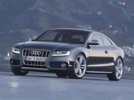 2009 Audi S5 4.2L 2dr All-wheel Drive quattro Coupe