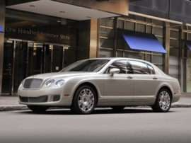 2009 Bentley Continental Flying Spur Base Sedan