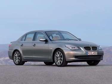 2009 BMW 535 RWD Sedan