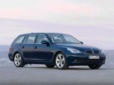 2009 BMW 535 AWD Sports Wagon