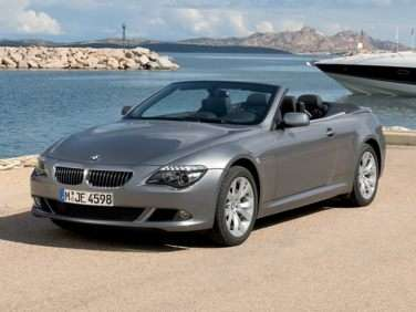 2009 BMW 650 Convertible