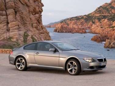 2009 BMW 650 Coupe