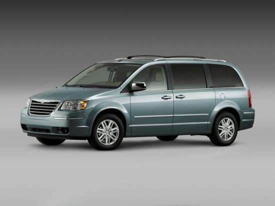 Chrysler Celebrates Earth Day with EV Minivan for USPS
