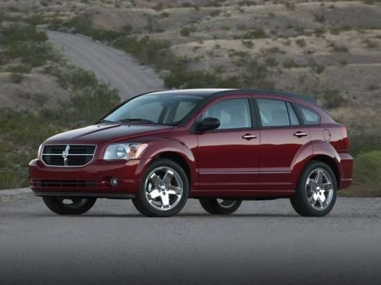 Competitor Showcase: The 2009 Dodge Caliber