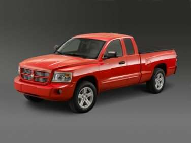 Kelley Blue Book ® - 2009 Dodge Dakota Extended Cab Overview
