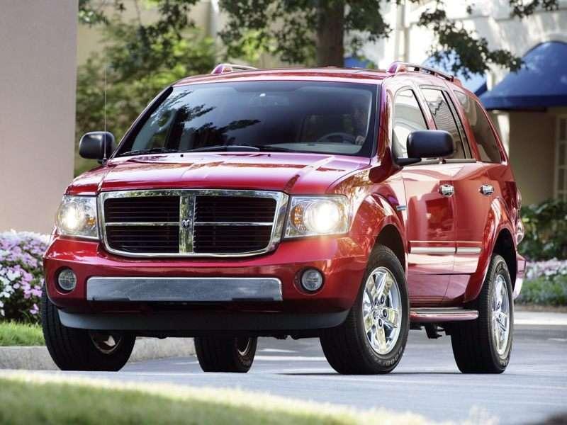 2009 Dodge Durango Hybrid