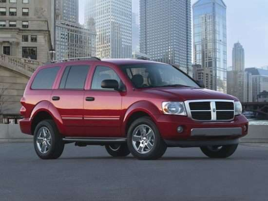 2011 Dodge Durango Unveiled