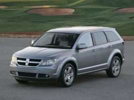 2009 Dodge Journey R/T 4dr Front-wheel Drive