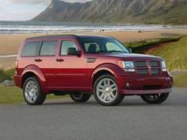 2009 Dodge Nitro SLT/RT 4dr 4x2