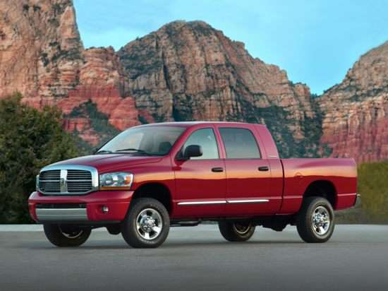 2010 Dodge Ram Heavy Duty