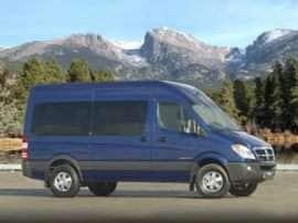 2009 Dodge Sprinter Wagon 2500 Base Passenger Van 144 in. WB